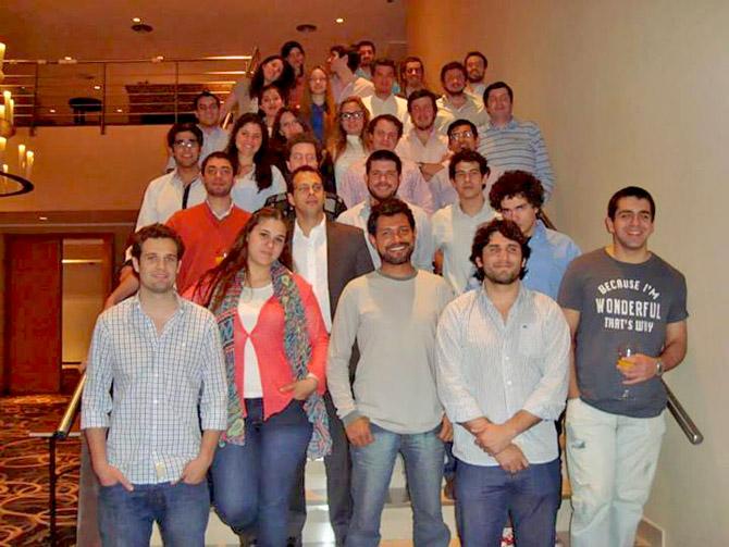 Jovenes de 6 provincias argentinas participaron del Taller