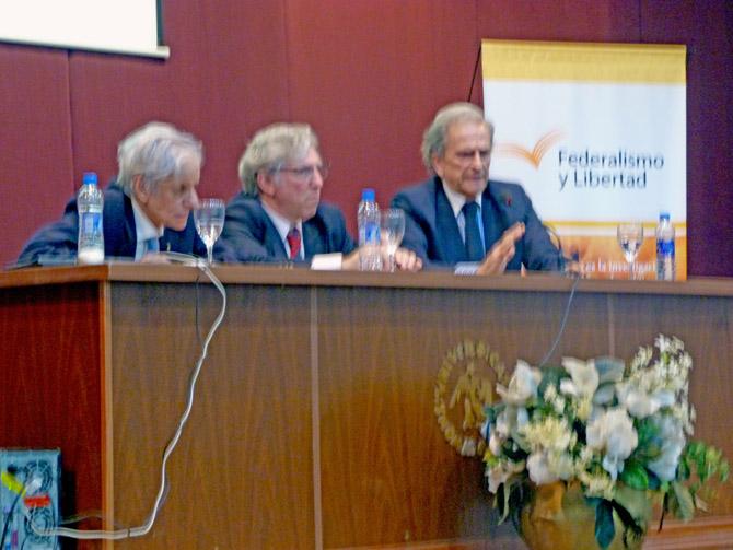 Intervención de Alberto Benegas Lynch (h)