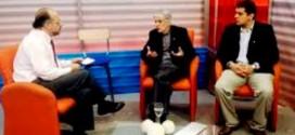 "Entrevista en ""A las Siete"" – Canal 8"