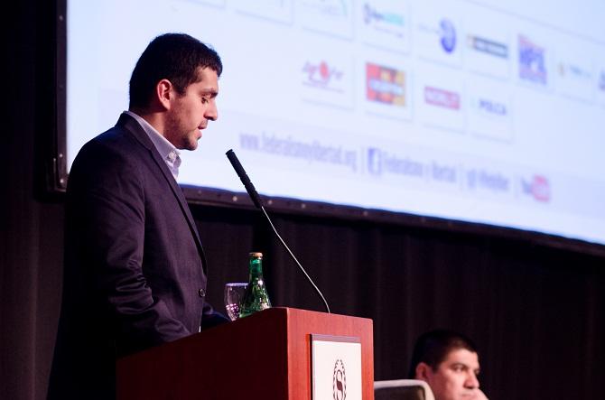 Jose Guillermo Godoy, Pesidente de Federalismo y Libertad