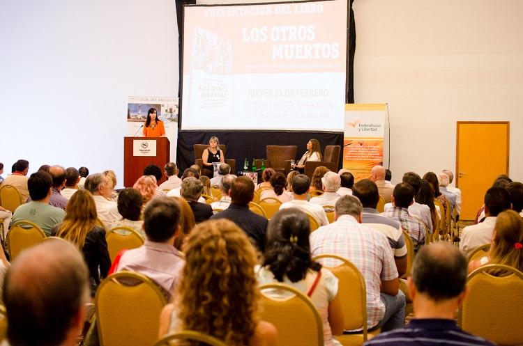Victoria Villarruel_Presentación del Libro los Otros Muertos_Federalismo y Libertad_26
