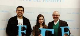 El presidente de Federalismo y Libertad visitó la sede en el Cáucaso Sur de la fundación Friedrich Naumann