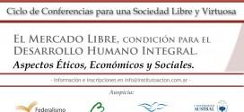 Ciclo de conferencias para una sociedad libre y virtuosa