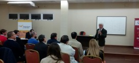 Santiago del Estero: Guillermo Luis Covernton dictó un taller sobre Inflación