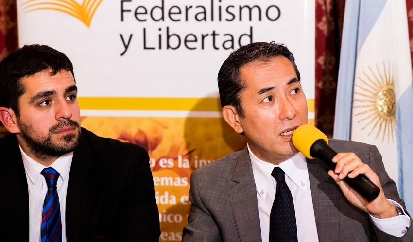 El embajador de Japón disertó en Tucumán