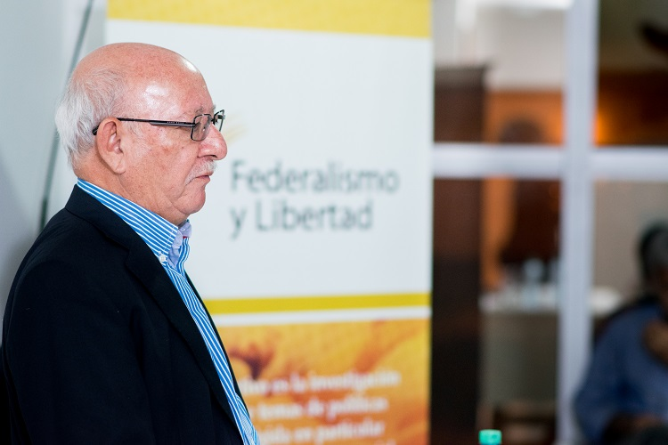 Raúl Soria _ Federalismo y Libertad