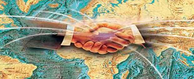 """Santiago del Estero. Conferencia """"La integración de la Argentina al mundo"""""""