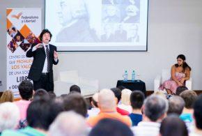 Javier Milei disertó en la 1ª Edición Claves para Interpretar la Argentina