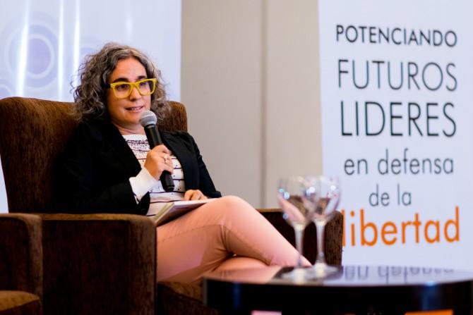 Irene Benito _Federalismo y Libertad