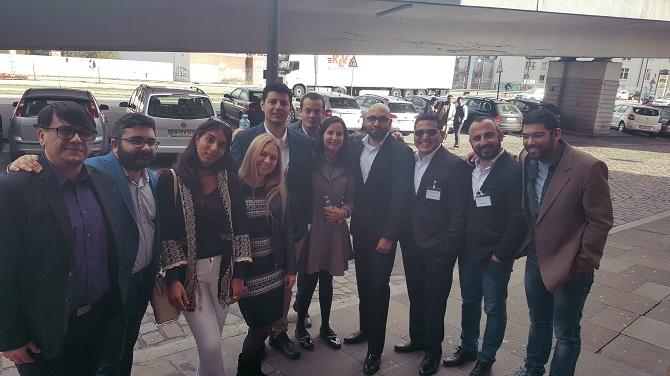 """Federalismo y Libertad participó en Alemania del seminario: """"Fortalecimiento de ONGs"""