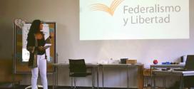 """Federalismo y Libertad participó en Alemania del seminario: """"Fortalecimiento de ONGs"""""""