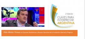 """Salta: Conferencia """"Macri ante su laberinto económico"""" por Aldo Abram"""