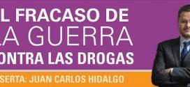 """#HONDURAS: Conferencia """"El Fracaso de la Guerra contra las drogas"""""""