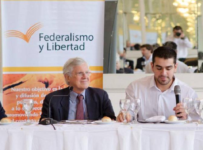 Manuel Mora y Araujo - Fundación Federalismo y Libertad