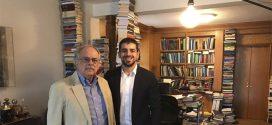 Reunión con el Constitucionalista Venezolano Allan Brewer Carias