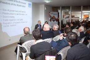Presentación del Indice de Libertad economica en Tucumán