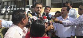 Rueda de Prensa en Honduras