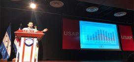 Conferencia en la Universidad San Pedro Sula