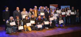 Ceremonia de entrega de Certificados de Finalización de Cursos de Introducción al Trabajo