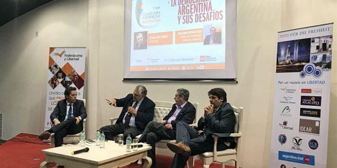 López Murphy y Guillermo Lousteau Heguy en Jujuy