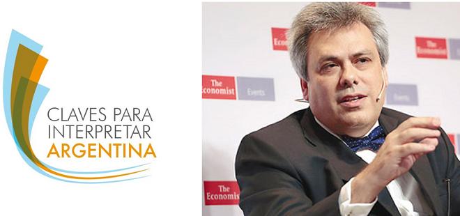 """Sebastián Galiani en Tucumán. """"Crisis económica y salida gradual en Argentina"""""""