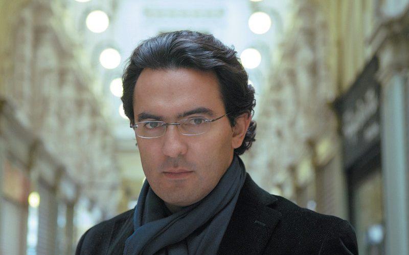 El escritor colombiano Juan Gabriel Vásquez visitará Argentina