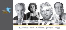 """Rosendo Fraga en la 6° Edición de """"Cultura y Libertad"""""""