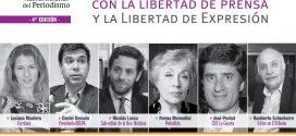 """4° edición del foro """"Nuevos Desafíos del Periodismo"""""""
