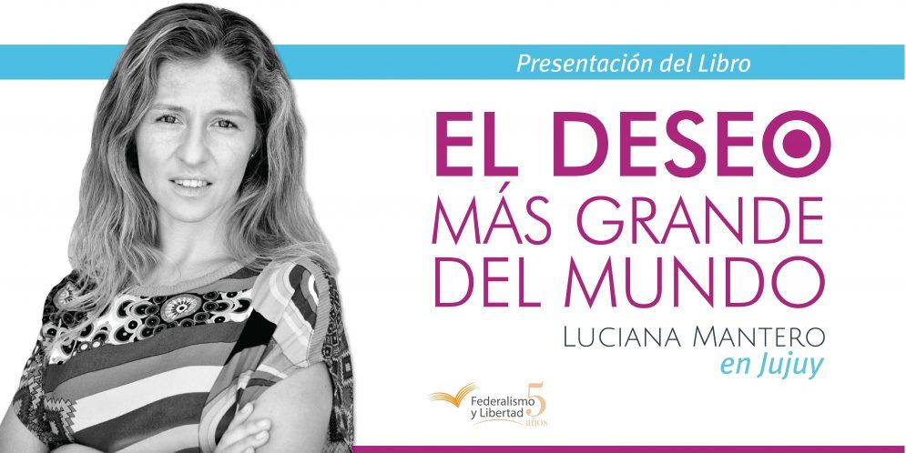 Luciana Mantero en Jujuy