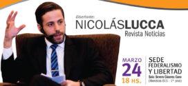 Nicolás Lucca en Tucumán