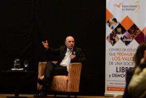 Exitosa presentación de Sergio Berensztein en Tucumán