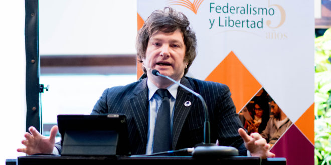 Éxito rotundo: Milei en Tucumán