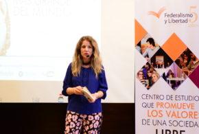 Presentación de Luciana Mantero en Tucumán y Santiago del Estero