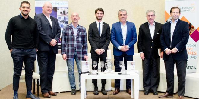 Con un homenaje a José I. García Hamilton lanzamos el segundo semestre de la Fundación