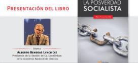 """#Savethedate Santiago del Estero: presentación del libro """"La Posverdad Socialista"""""""