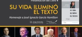 """#SaveTheDate Buenos Aires: presentación del libro """"Su vida iluminó el texto"""""""