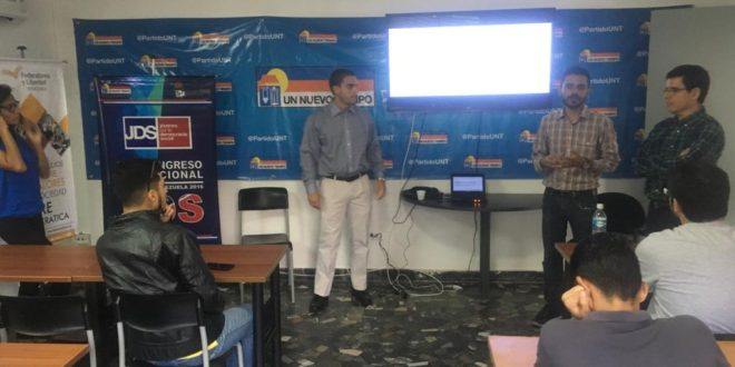 Talleres de capacitación para gobernar con eficiencia en Venezuela
