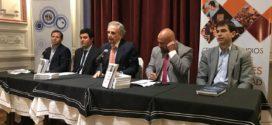 Presentación del libro Su vida Iluminó el Texto, homenaje a José I. García Hamilton, en Buenos Aires
