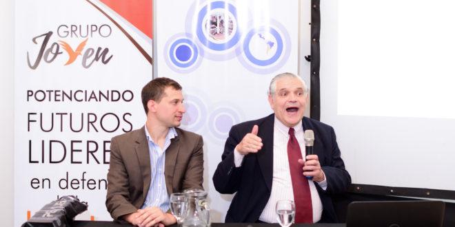 Ricardo López Murphy y Yamil Santoro en Tucumán