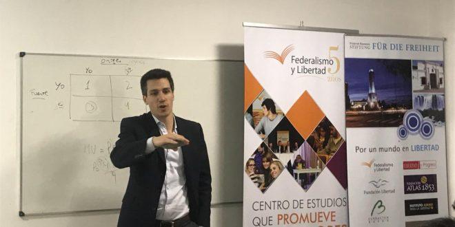 Programa de Formación de Jóvenes Líderes Políticos: Con Iván Carrino y Gustavo Wallberg
