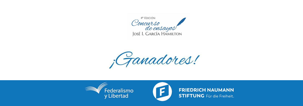 Resultado de la 4º Edición del Concurso de Ensayos «José Ignacio García Hamilton»