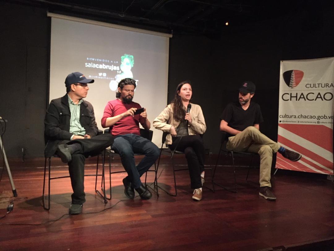 #Venezuela. Corea del Sur mostró magia de su cine en Chacao