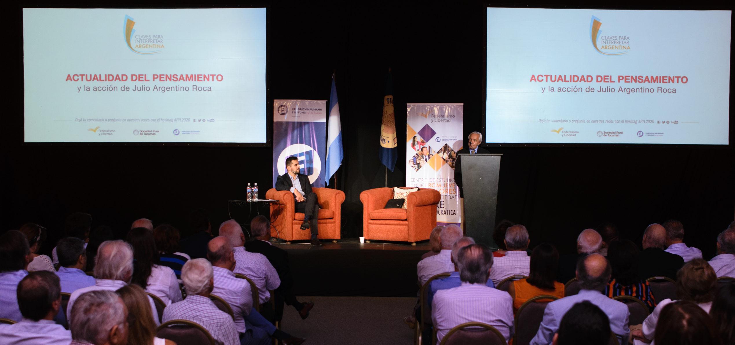 Rosendo Fraga analizó las interrogantes del panorama político en Tucumán.