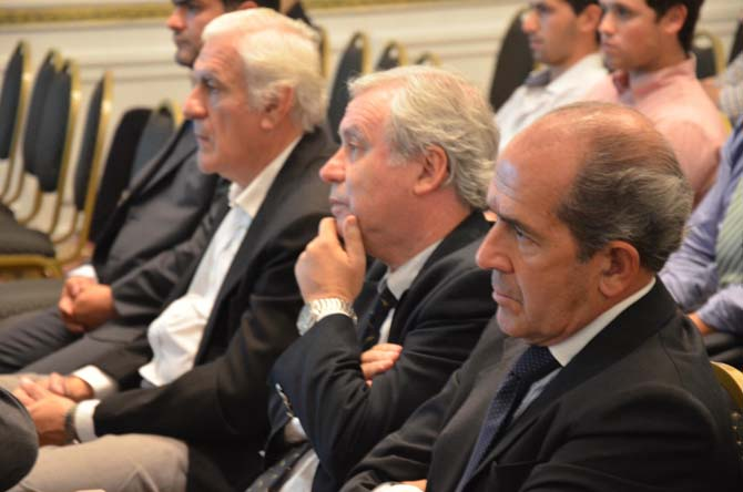 Enrique Martinez y Martin Mendez Uriburu