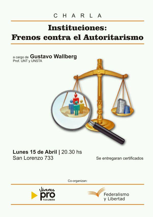 Federalismo y Libertad Juventud pro
