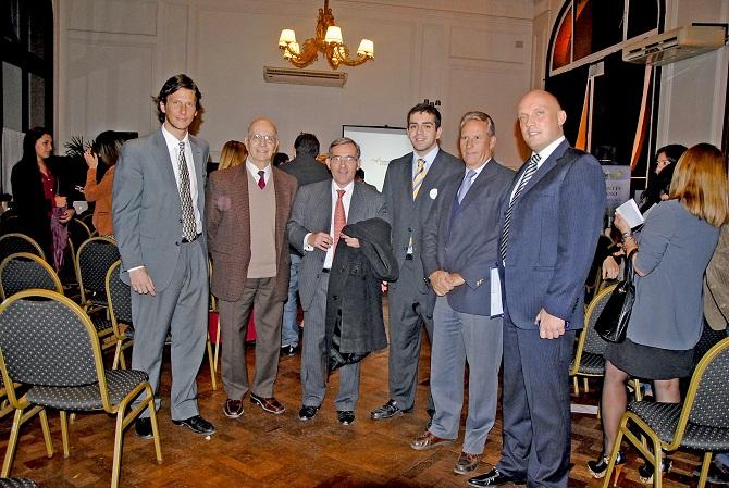 Pedro Stordeur, Rodolfo Danesi, Julio Rouges, José Guillermo Godoy, José Manuel Garcia Gonzalez, Lars Janssen