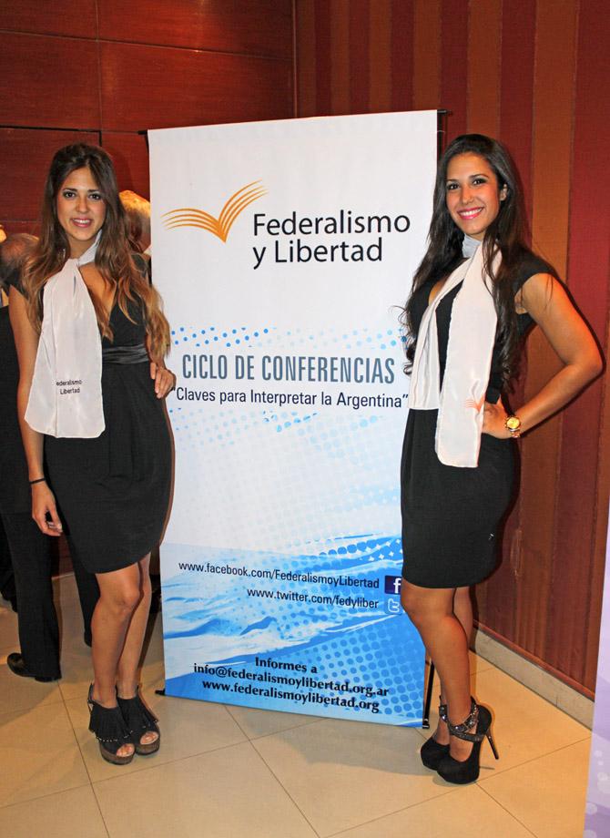 Andrea Gonda y Sofia Juarez
