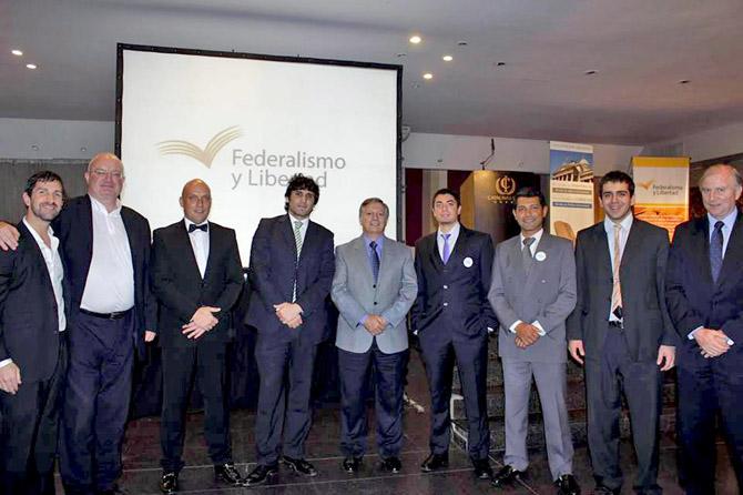 Sergio Feler, Jörg Dehnert, Lars Janssen, Manuel Guisone, Juan José Aranguren, Joaquín Svoboda, Jorge Torres, José Guillermo Godoy y Gerardo Anadón.