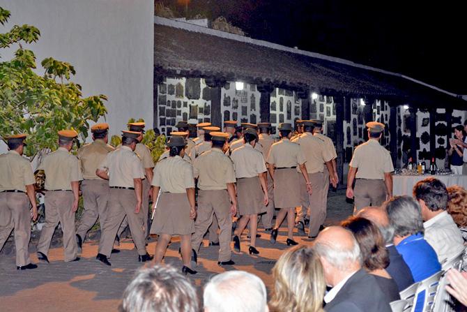 Banda del Liceo militar Gregorio Araoz de Lamadrid