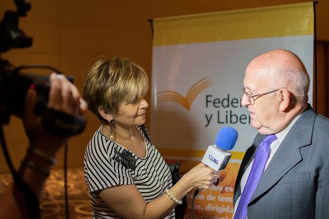 Entrevista a Franklin Adler